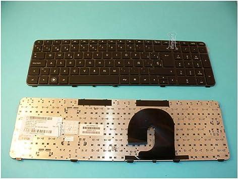 IFINGER Teclado español para HP Compaq Pavilion dv7-4156ss ...