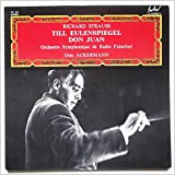 Richard Strauss: Till Eulenspiegel, Don Juan [LP]