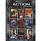ACTION COLLECTION 8 MOVIE PACK KILL ME LATER BLOWN AWAY TURBULENCE 2 TURBULENCE 3 THE DELIVERY THE HARD WORD DEAD HEAT DEATH WISH THE FACE OF DEATH