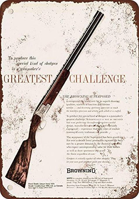 HiSign Browning Superposed Diana Grade Shotgun Retro Cartel ...