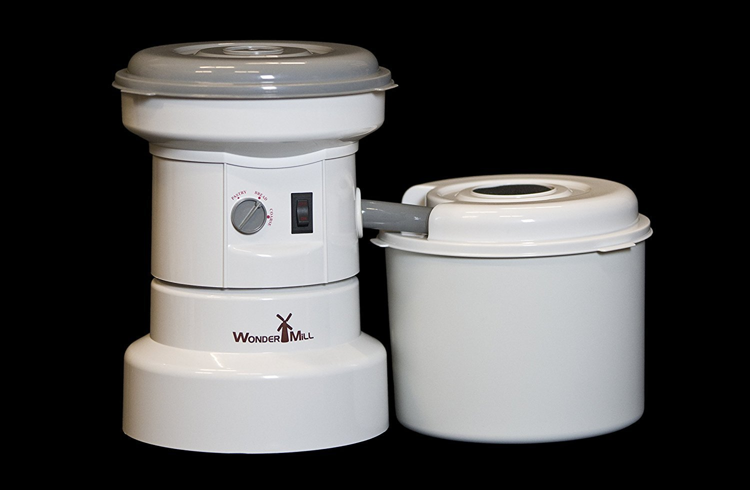 WonderMill Electric Grain Grinder - Grain Mill (110 V) by Wondermill (Image #6)
