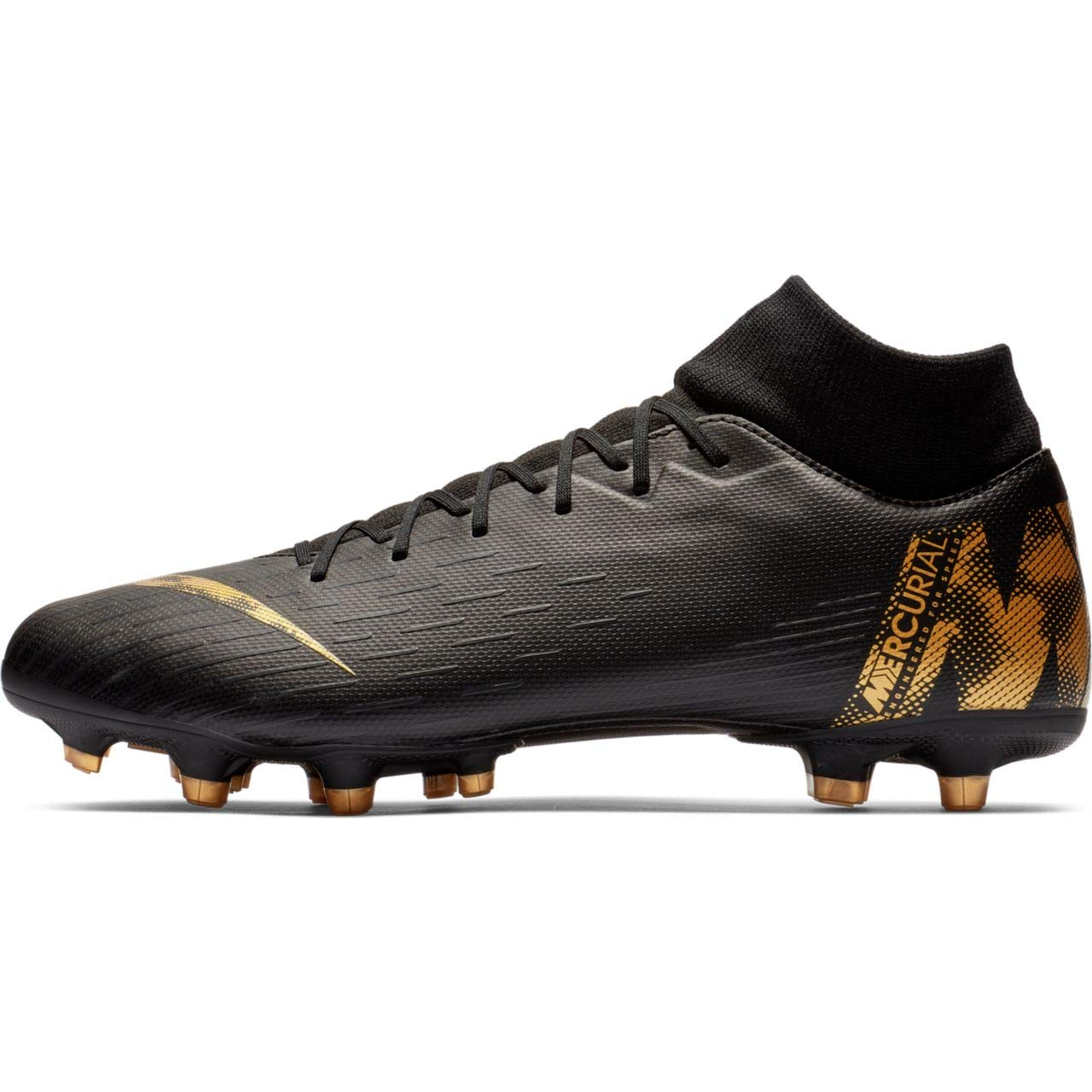 separation shoes 33b96 f86dd Nike Mens Soccer Mercurial Superfly 6 Academy MG Cleats