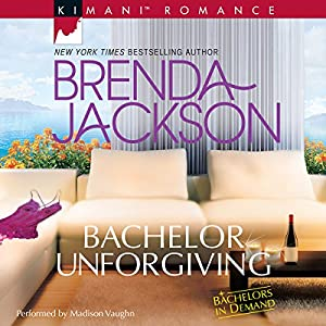 Bachelor Unforgiving Audiobook