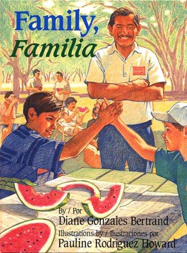 Family, Familia (English and Spanish Edition)
