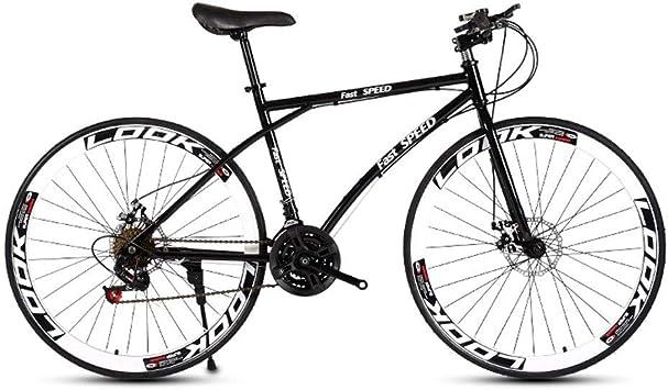 LRHD Bicicleta de carretera for hombres y mujeres, de bicicletas ...