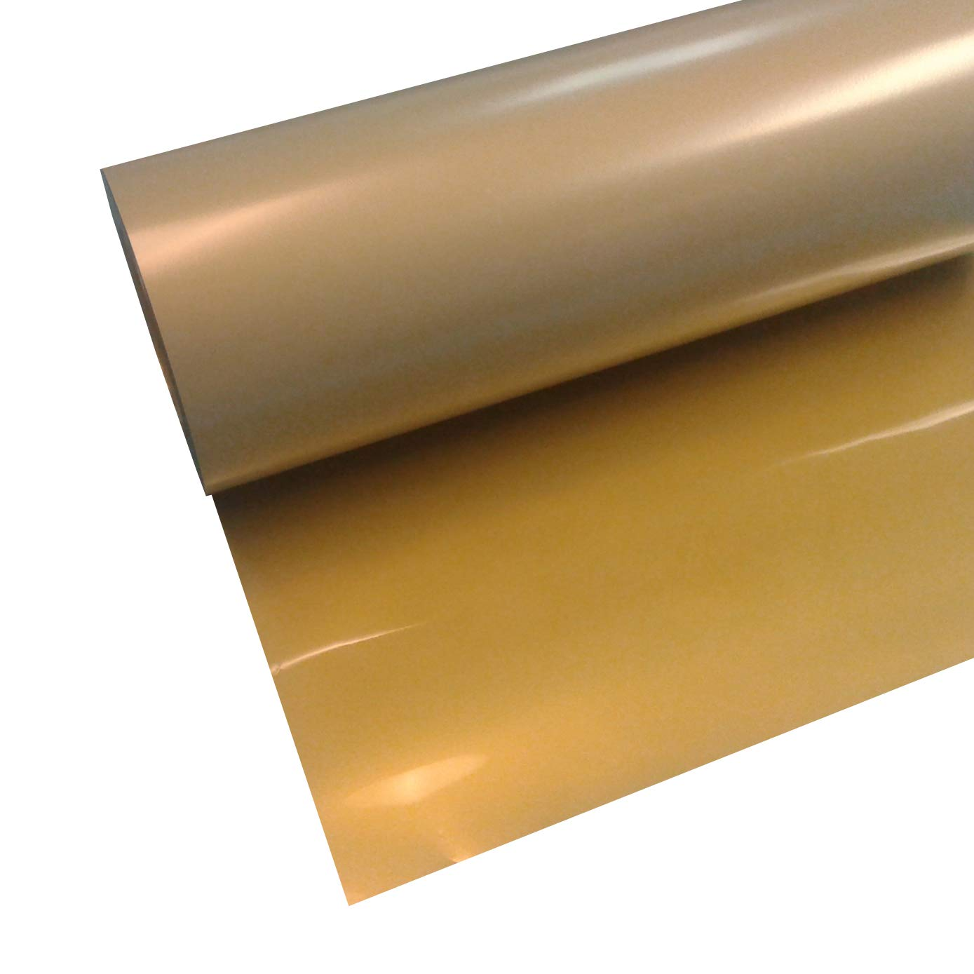 Siser Easyweed Stretch Gold 15'' x 10' Iron on Heat Transfer Vinyl Roll Coaches World