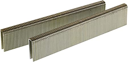 10,000 per Box 2- Pack Senco L06BAB 18 Gauge by 1//4-inch Crown by 3//8-inch Electro Galvanized Staples