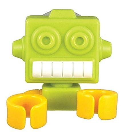 Robot Soporte para cepillos de dientes ventosa cepillo de dientes Bathroon multifunción