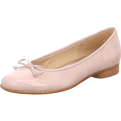 29078dad02 Gabor Women's Shoes 65.103.72 Women's Ballet Flats, Ballerina Beige (sand),  EU 8: Amazon.co.uk: Shoes & Bags