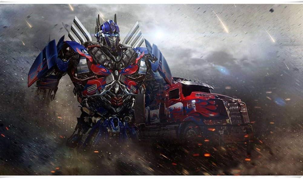 CHENGXI Transformadores de Madera Rompecabezas abejorro Optimus Prime Rompecabezas 300/500/1000/1500 Piezas for Adultos de los niños, 4 Estilos R/622 (Color : C , Size : 1500 Pieces) : Amazon.es: Juguetes y juegos