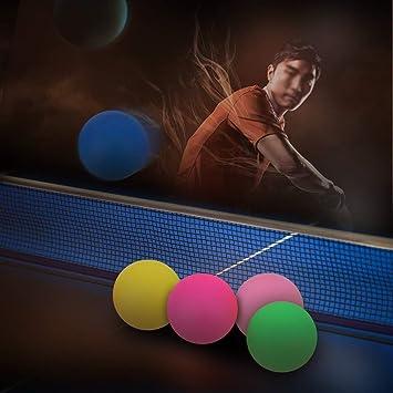 Tischtennis Anf/änger Familien Training Tischtennis B/älle Training Bunt Blister Qualit/ät Blister 150 pc Erwachsene Tischtennisball handlichen Trainingsball Premium Tischtennisb/älle