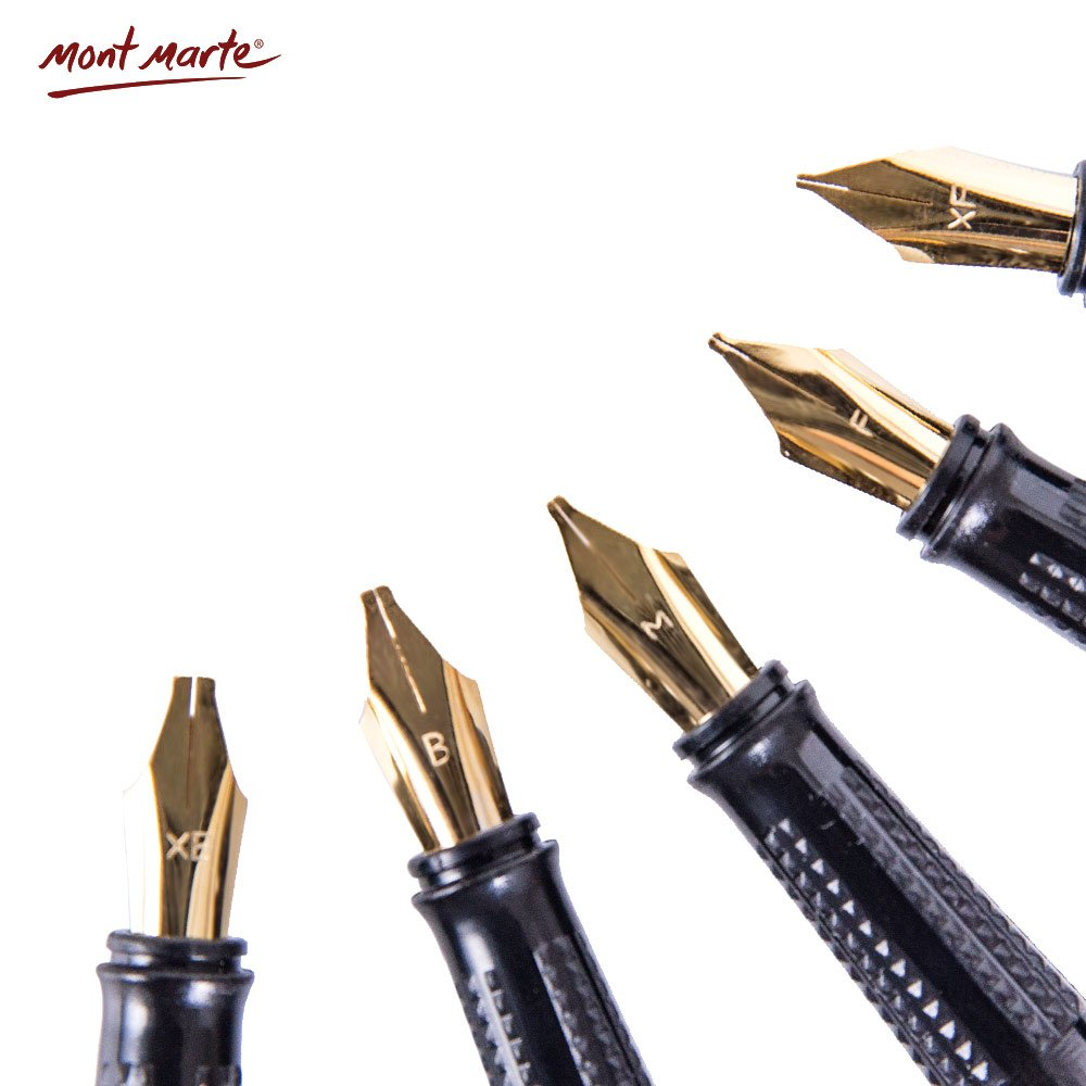 Calligraphy Pens Set by Mont Marte, Best Calligraphy Set for Beginners&Kids-33Pieces-2Pack, Includes Calligraphy Pens, Calligraphy Nibs, Ink Cartridges, and Exercise Workbook by Mont Marte (Image #6)