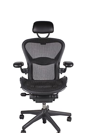 Herman Miller Aeron Fully Loaded With Headrest Open Box