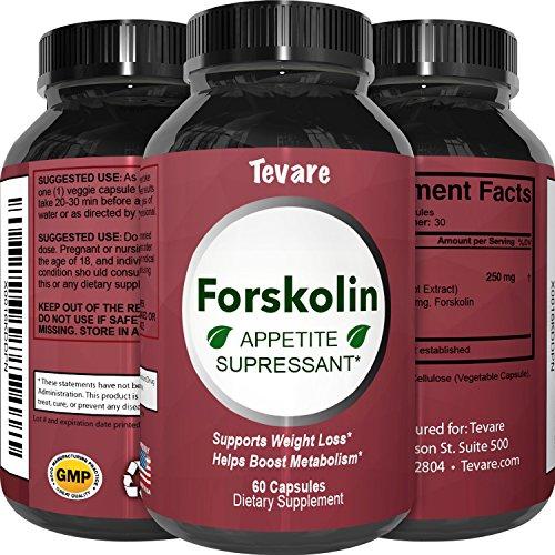 Forskolin Extract Appetite Suppressant Forskohlii product image