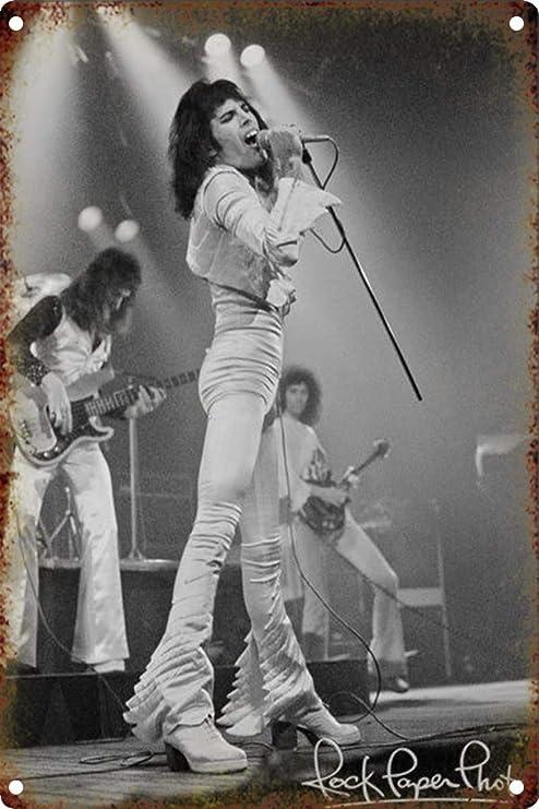 KODY HYDE Póster De Pared Metal - Queen Rock - Cartel De ...