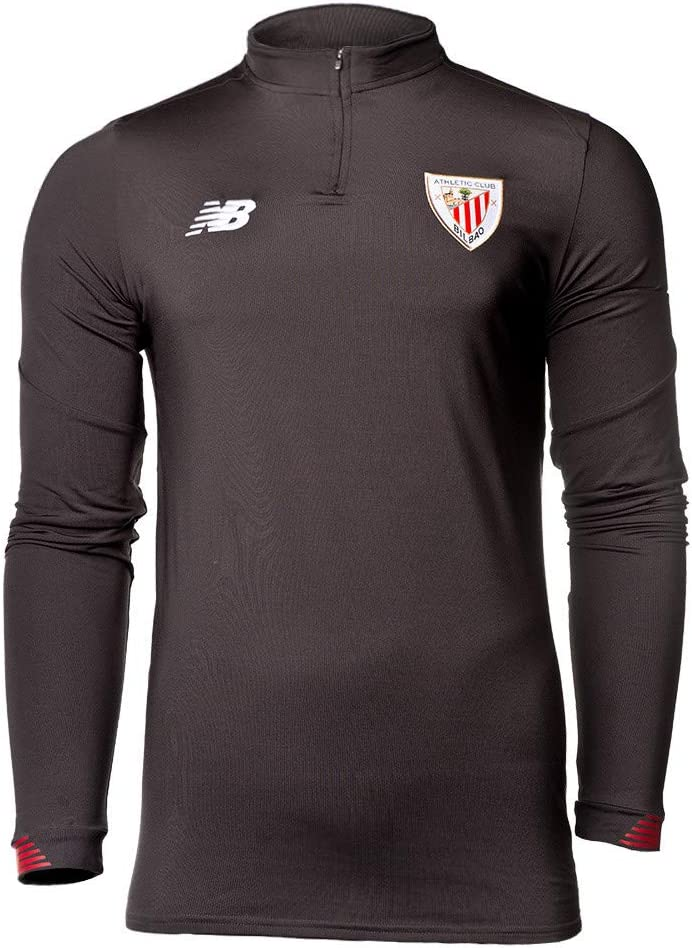 New Balance - Athletic Bilbao Sudadera NE 19/20 Hombre Color ...