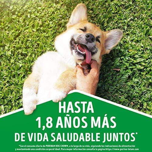 Dog Chow comida para Perros Adultos Medianos y Grandes con Extralife 7.5kg 4