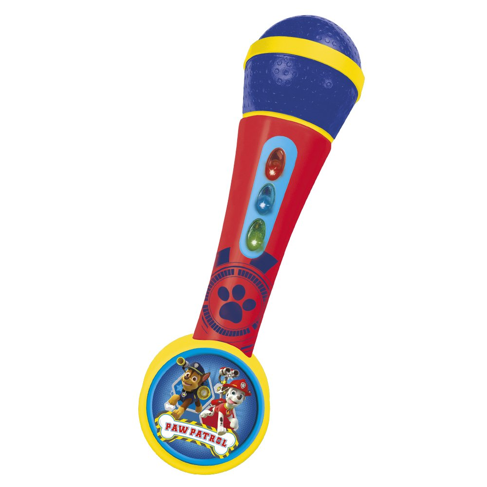 Paw Patrol  –   Mic with Speakers 2519 Reig