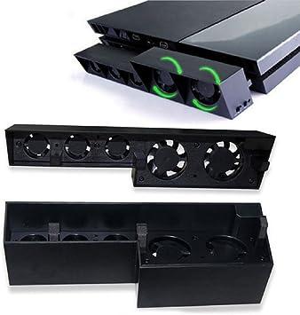 Ventilador de refrigeración para PS4, ventilador de refrigeración ...