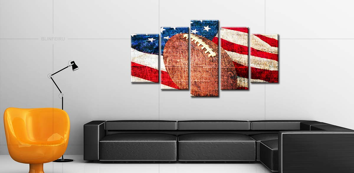 Amazon.com: BLINFEIRU-Inspirational Sports, pintura ...