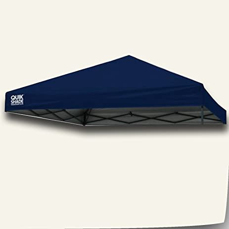 Canopy Top for Quik Shade Weekender Elite 10u0027 x 10u0027 Tent Replacement Parts Blue & Amazon.com : Canopy Top for Quik Shade Weekender Elite 10u0027 x 10 ...