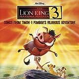The Lion King 3 Original Soundtrack (2006-03-06)