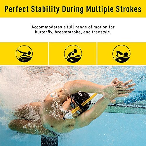 FINIS Swimmer's Snorkel, Yellow