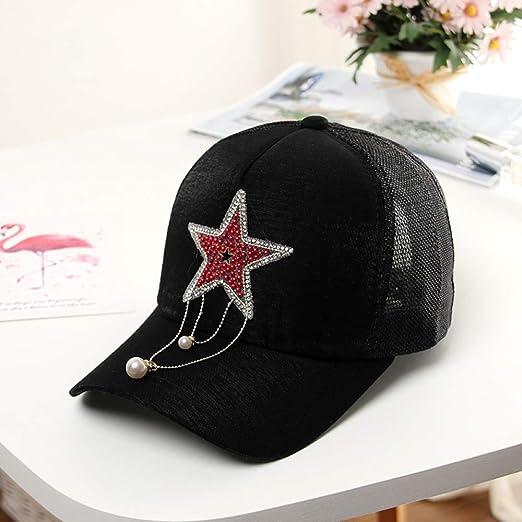 xiaochicun Sailor Dance Hat Gorra de béisbol Gorra de Cinco ...