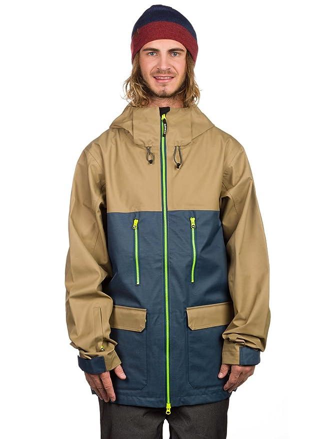 2e4e41be3 Saga Snowwear Jacket Men Monarch 3L Jacket  Amazon.co.uk  Sports ...