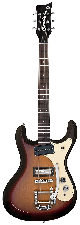 【T-ポイント5倍】 Danelectro エレキギター THE 64 レッドメタリック B01C96F570 3TS THE Danelectro 3TS 3TS, キビチョウ:67ae5344 --- ecofriendlycarrybag.com
