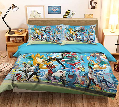 Earnest Federe Digitali 3d I Love Sleeping Art Dream 100% Cotone Other Home & Garden