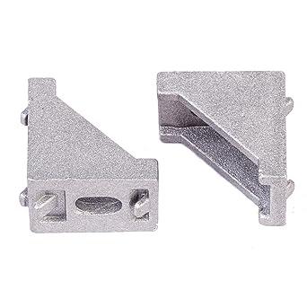 12 piezas 2028 Junta de esquina reforzado soporte para impresora ...