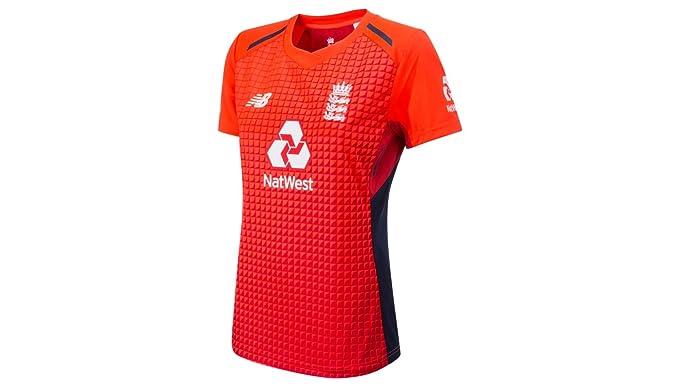 234c9c76f4b09 New Balance ECB Replica T20 Women's Short Sleeve T-Shirt