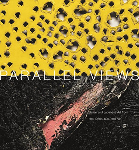 Parallel Views: Italian and Japanese Art from the 1950s, 60s and 70s (60s Italian)