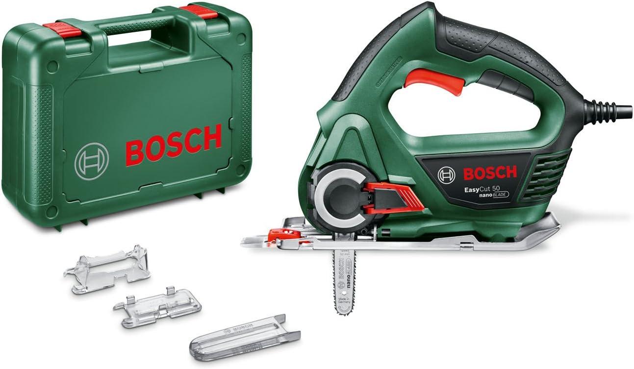 Bosch EasyCut 50 Nanoblade-Scie dans la valise