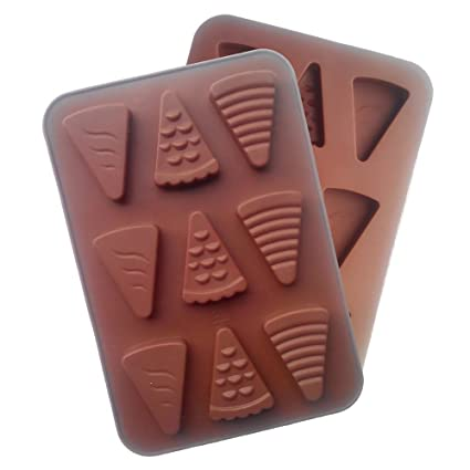starstech silicone soap candle mold for kitchen bath party decoration gift pizza chocolate shape 0d