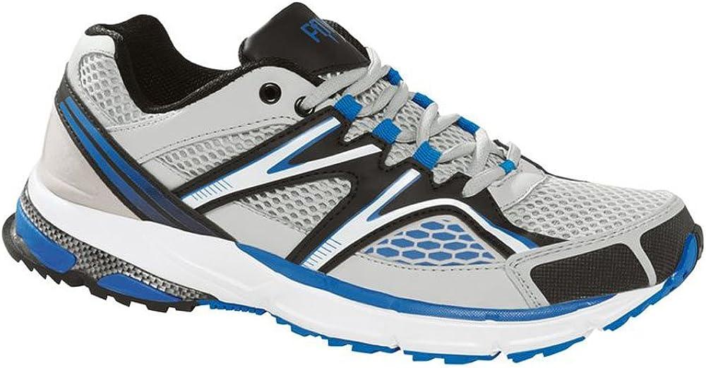 Crivit - Zapatillas de Nordic Walking de Tela para Hombre Grau/Blau/Schwarz One Size, Color, Talla 44: Amazon.es: Zapatos y complementos