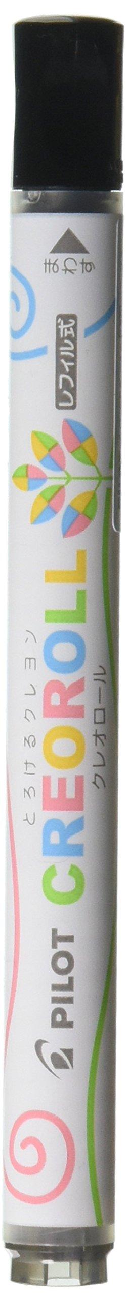 Pilot Gel Type Crayon Creoroll, Black (AO-CR6-C16)