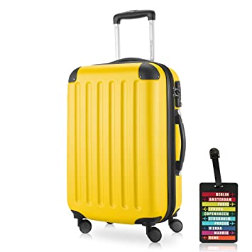 LJauneÉtiquette Valise 552055cm42 De Spree Hauptstadtkoffer Bagage UpMVzqSG