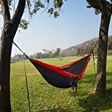 HONEST OUTFITTERS Single Camping Hammock with Basic