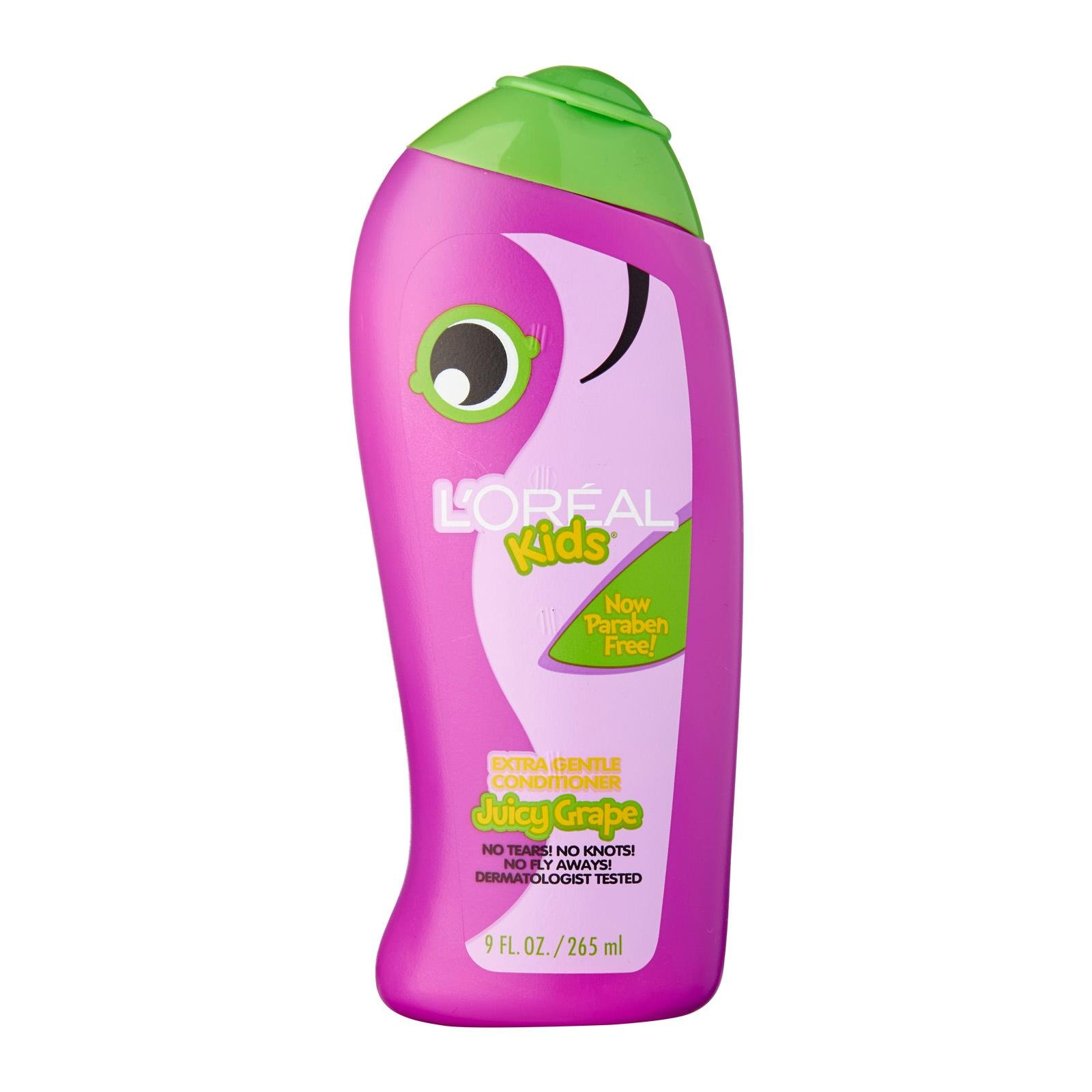 L'Oreal Kids Extra Gentle Conditioner, Grape, 9 fl oz