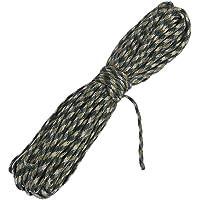 100 Pies De Cable Paracaídas Cable De Supervivencia (Camo Oscuro)