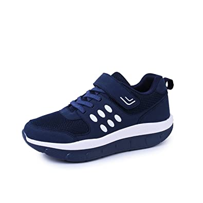 Mode respirants et confortables sport Souliers simple d'Homme,bleu,44