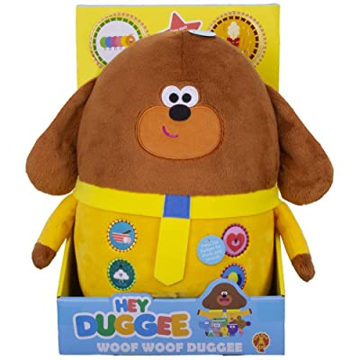 Hey Duggee Woof Woof Soft Toy: Toys & Games