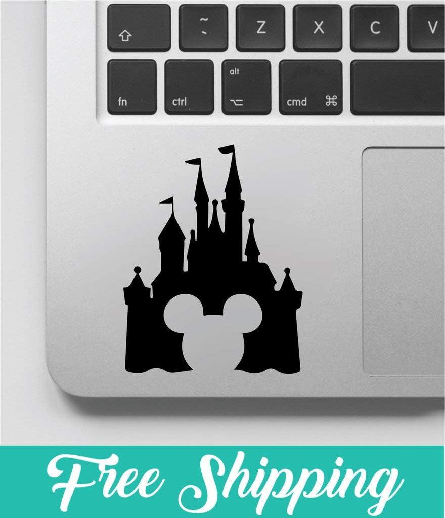 Disney Castle Decal