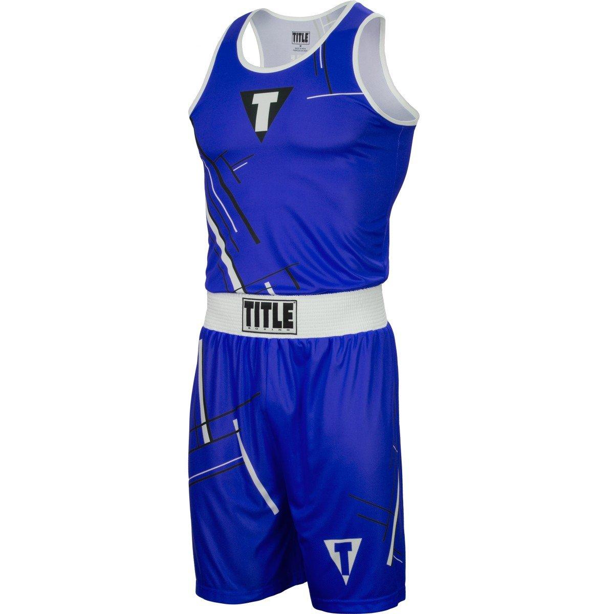 Title Boxing Aerovent Elite Amateur Boxing Set 11
