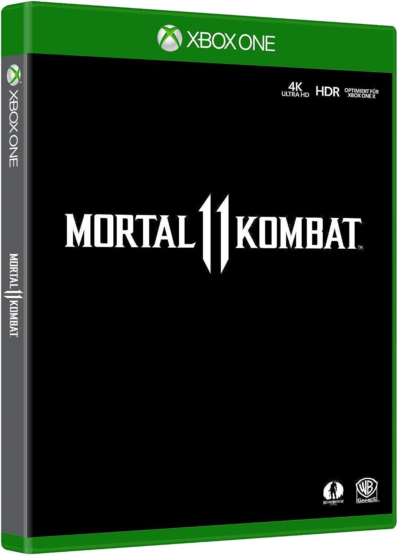 Mortal Kombat 11 - Xbox One [Importación alemana]: Amazon.es: Videojuegos