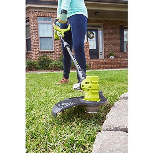 Ryobi ZRP2008A ONE+ 18-Volt Lithium-Ion Cordless String Trimmer/Edger (Tool Only - Battery and Charger NOT Included)