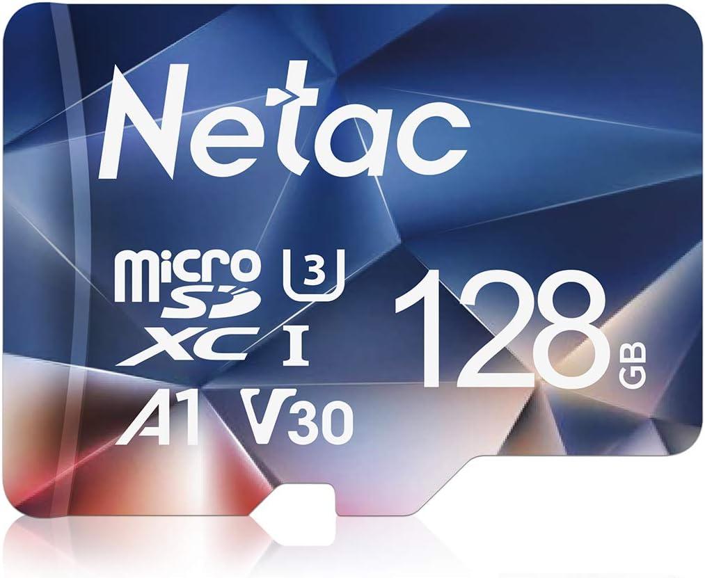 Netac 128gb Speicherkarte Micro Sd Karte Tf Memory Computer Zubehör