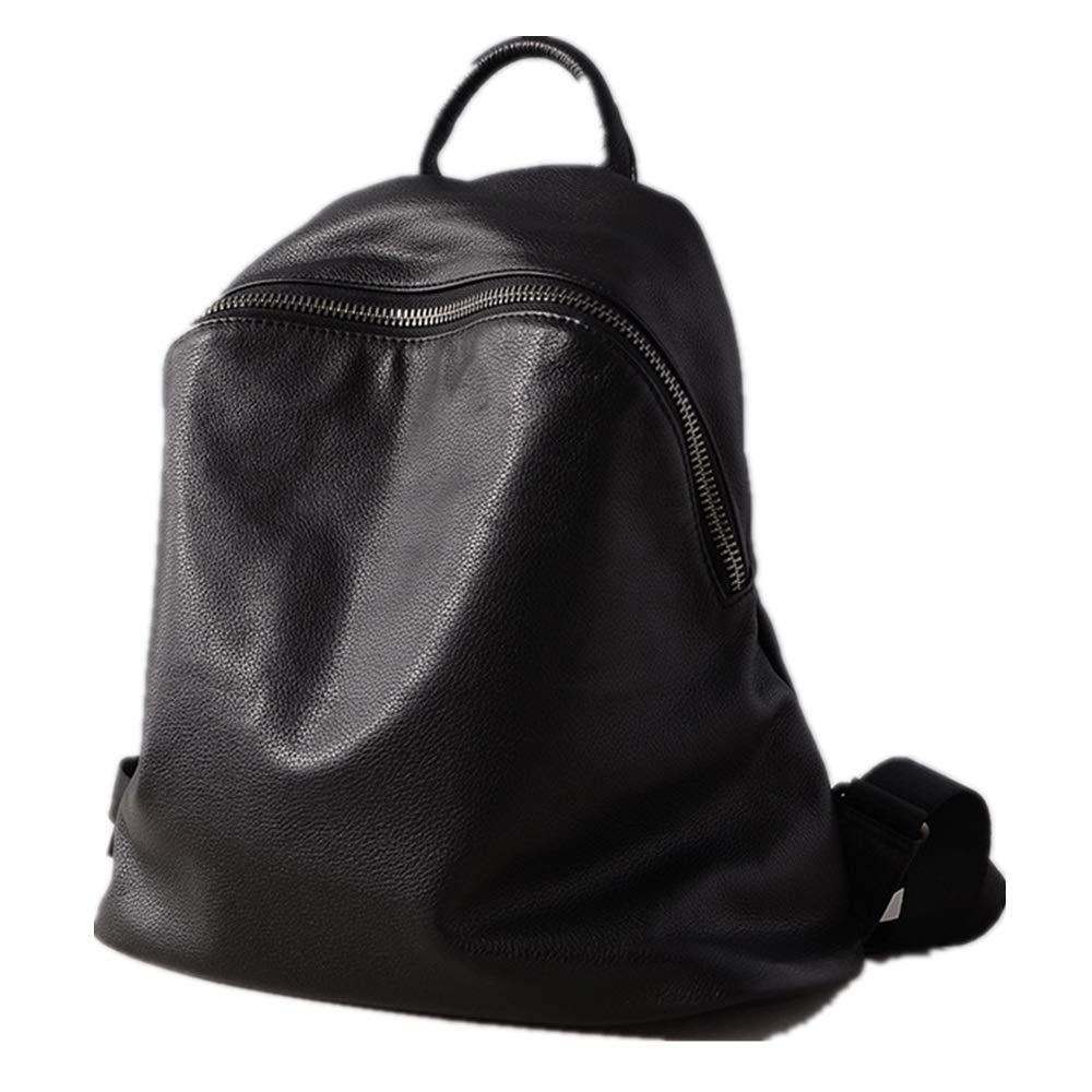 革レトロバックパックメッセンジャーバッグレディースハンドバッグ用女性複数ポケット大型レトロバックパックバッグロングストラップショルダーバッグ女性用ショッピング仕事旅行   B07QC5YXNR